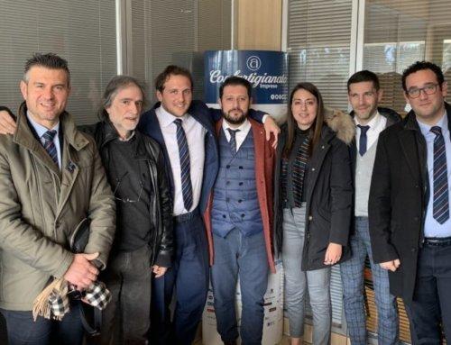 """Costituita la nuova categoria """"GS Agenti-Confartigianato Rieti"""""""